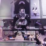 gebrauchte Steinemann Breitbandschleifmaschine